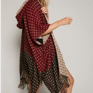 Free People Other - Free People Kimono